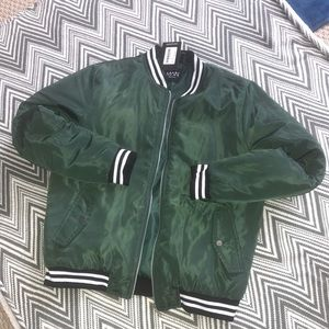 Modern fit Bomber Jacket